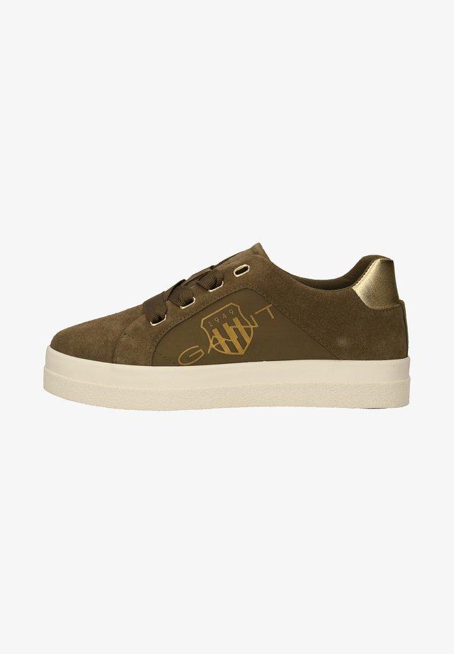 AVONA - Sneakers laag - dark olive g