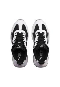 Puma - CILIA PATENT - Trainers - puma black-puma white-silver - 1