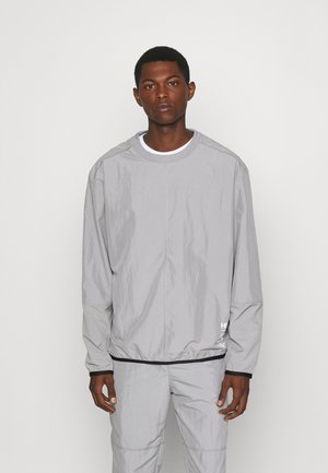 DENNON - Sweatshirt - silver