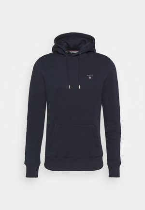 ORIGINAL HOODIE - Felpa - evening blue