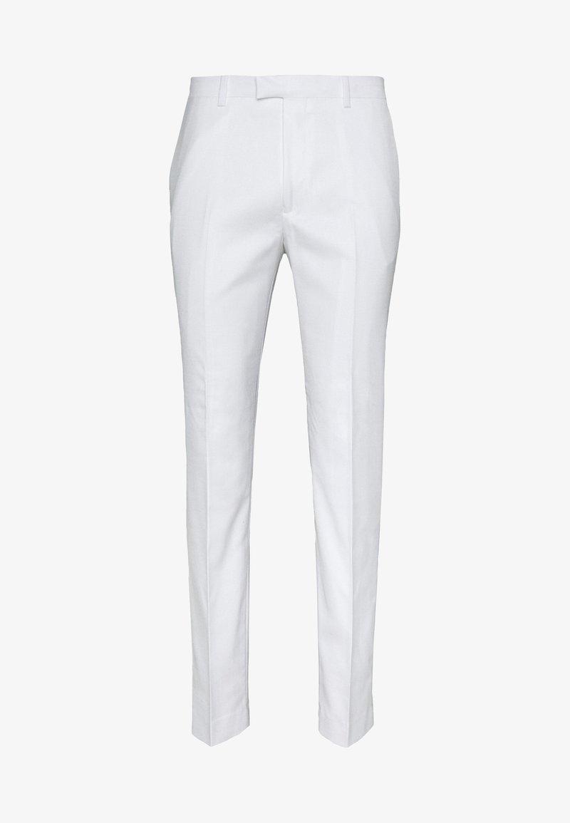 Topman - Pantaloni eleganti - white