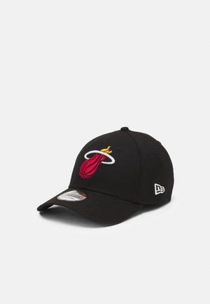 CORE NBA 39THIRTY UNISEX - Keps - miami heat black