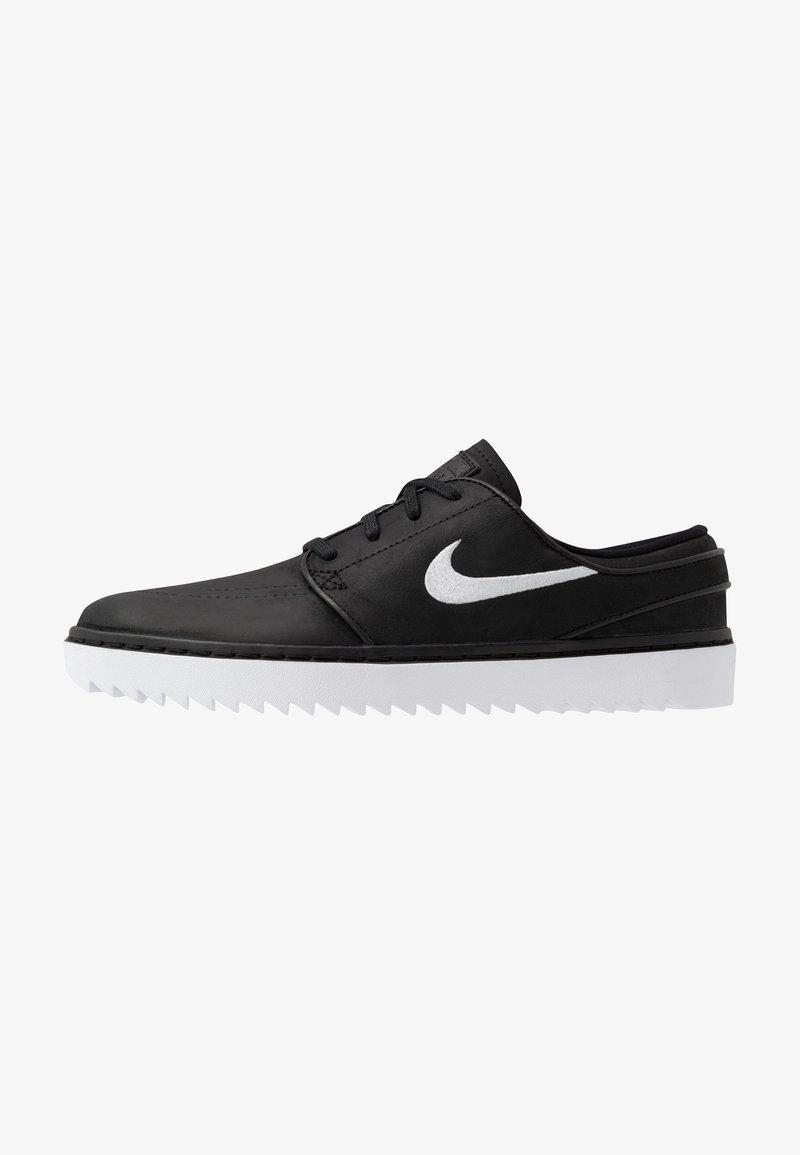 Nike Golf - JANOSKI G - Golfsko - black/white
