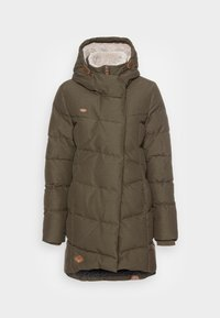 Ragwear - PAVLA - Zimní kabát - olive - 3