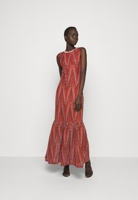M Missoni - ABITO LUNGO - Cocktail dress / Party dress - red - 1