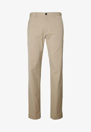 ZAINE NEOTERIC - Chino kalhoty - bark