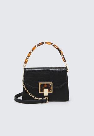 Handbag - jet black
