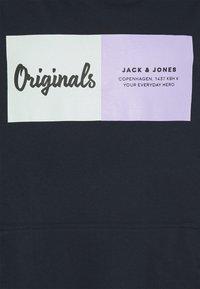 Jack & Jones - JORJOSHUAS HOOD  - Hoodie - navy blazer - 2