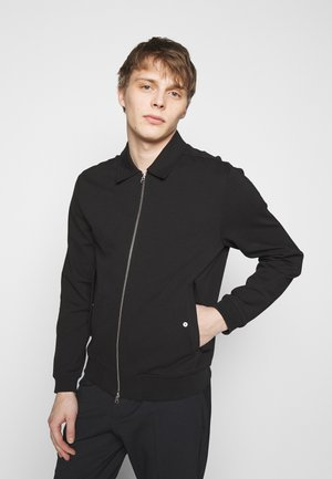 JACOB - Summer jacket - black
