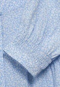 Street One - MIT SMOK-DETAIL - Blouse - blau - 4