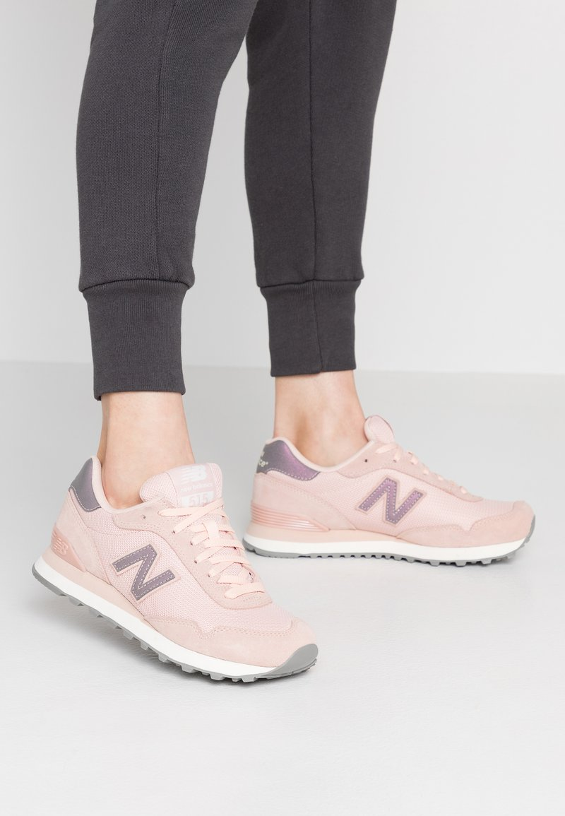 New Balance - Trainers - pink/grey