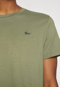 Petrol Industries - SPECIAL 3 PACK - Basic T-shirt - army/burgundy/navy - 7