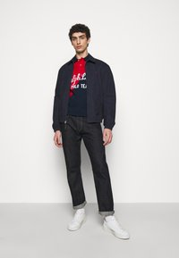 Polo Ralph Lauren - BASIC - Koszulka polo - red/multi - 1