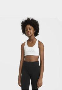 Nike Performance - Sports bra - royal pulse/white/white - 0