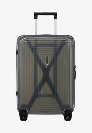 NEOPULSE LIFESTYLE  - Wheeled suitcase - transparent grey