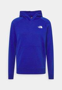 The North Face - RAGLAN HOODIE - Hoodie - blue - 4