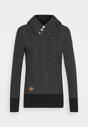 CHELSEA - Sweat à capuche - black