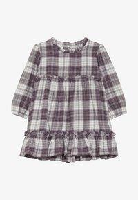 Name it - NMFSCARLET DRESS - Denní šaty - sea fog - 2