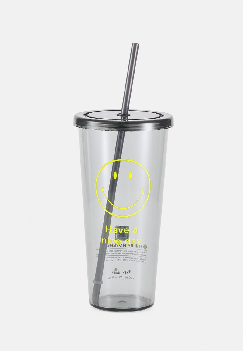 TYPO - SIPPER SMOOTHIE CUP UNISEX 700ML - Other accessories - black