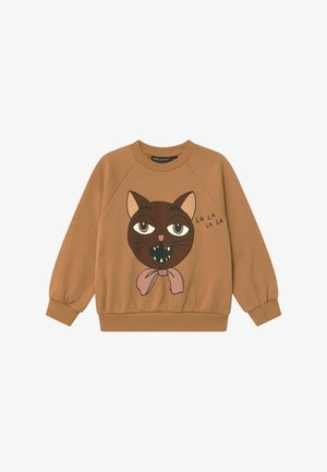CAT CHOIR - Sweatshirts - beige