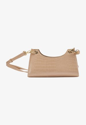Handbag - hellbeige