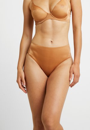 HIGH WAIST - Culotte - gold