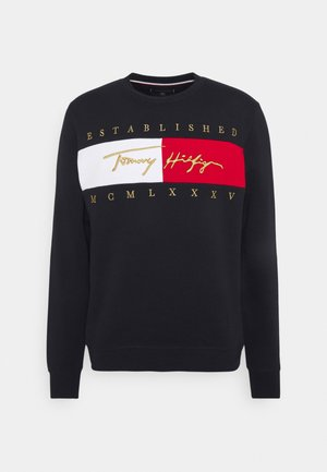 SIGNATURE FLAG  - Sweater - desert sky