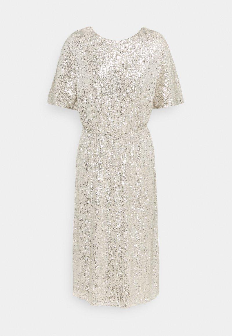 ICHI - IHJOLENE - Cocktail dress / Party dress - frosted almond