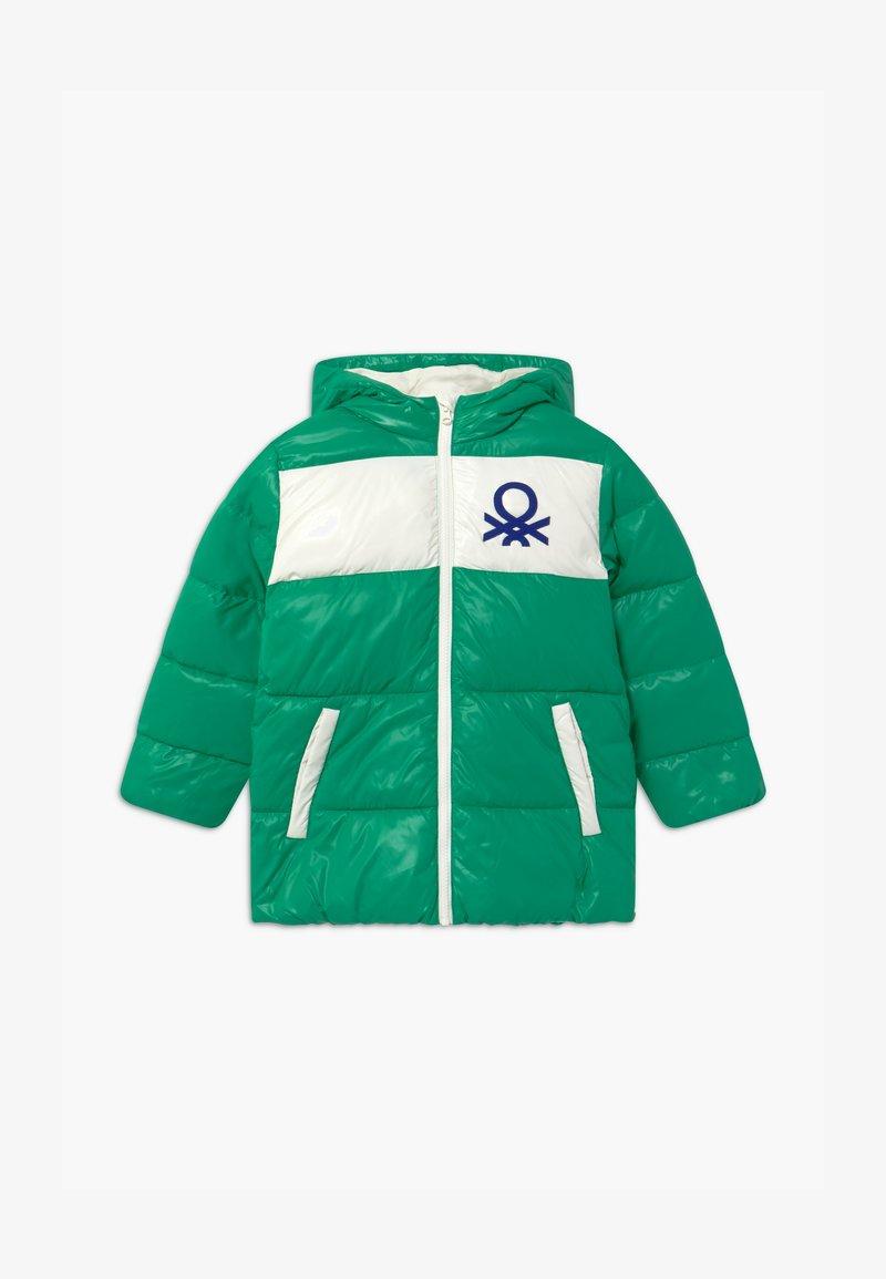 Benetton - Chaqueta de invierno - green