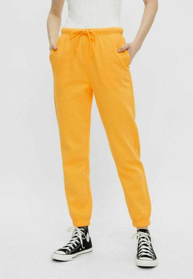 Spodnie treningowe - banana