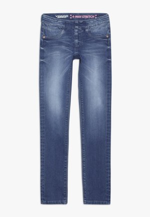 BIBINE - Jeans Skinny Fit - electric blue