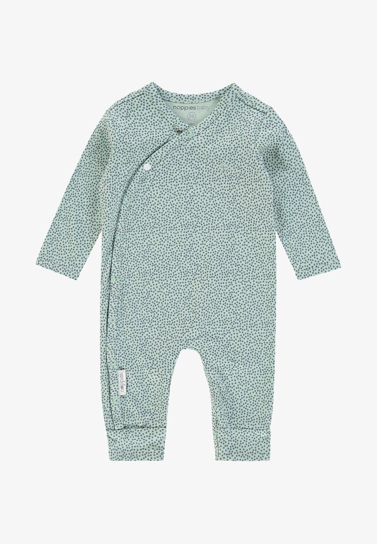 Noppies - DALI - Pyjamas - grey mint
