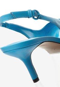 Next - Sandaler - blue - 3