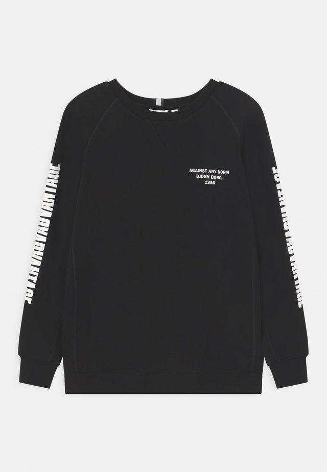 SPORT CREW UNISEX - Sweatshirts - black beauty