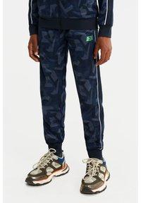 WE Fashion - Træningsbukser - dark blue - 1