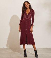 Odd Molly - EZRA - Jumper dress - dark maple - 1