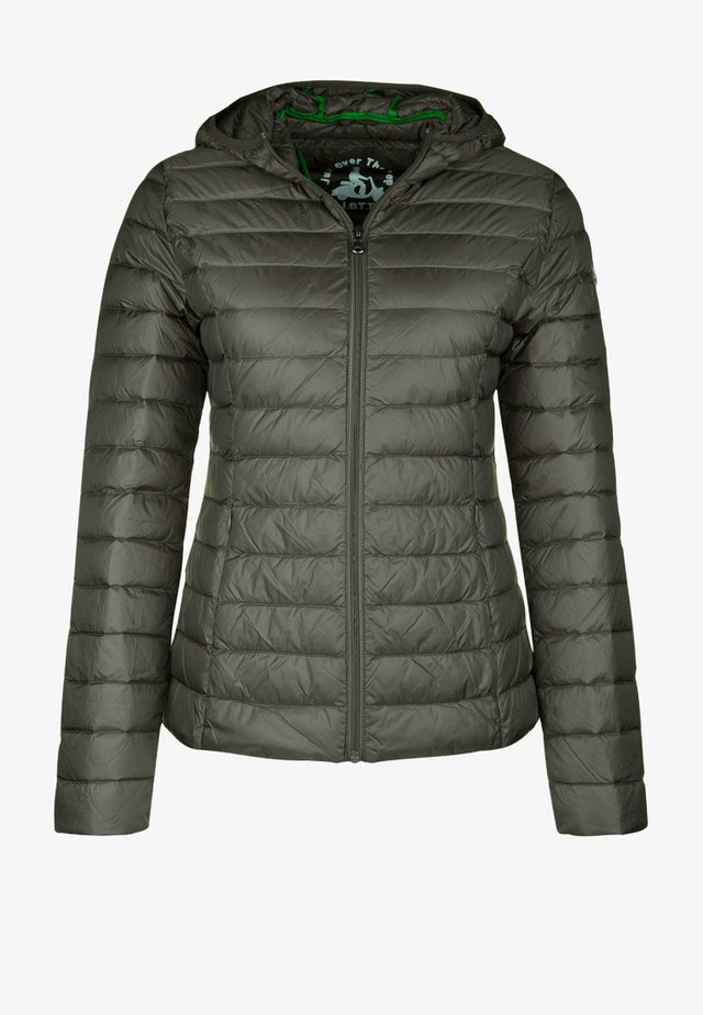 CLOE - Down jacket - plomb