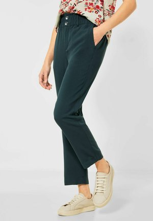 LOOSE FIT  - Trousers - grün