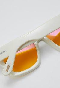 Tom Ford - Sunglasses - white/yellow - 4