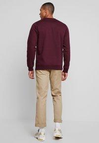 Dickies - NEW JERSEY - Sweatshirt - maroon - 2