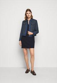 Claudie Pierlot - VIVOLA - Blazer - blue denim - 1