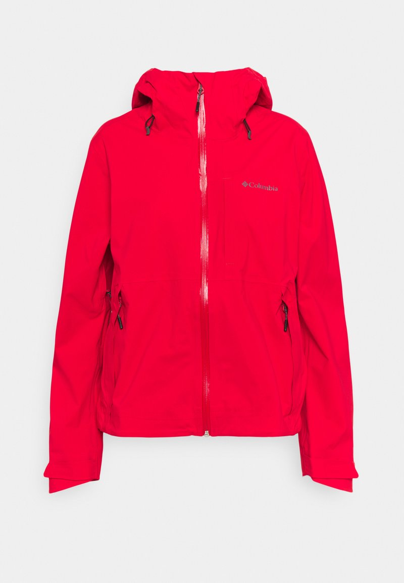 Columbia - OMNI-TECH™ AMPLI-DRY™ SHELL - Hardshell jacket - bright red