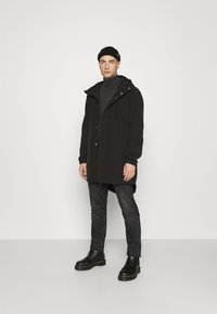 Only & Sons - ONSHALL  - Parka - black - 1