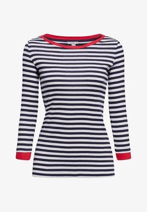 Maglietta a manica lunga - navy