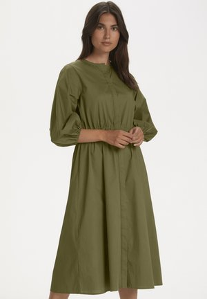 EMALIAPW DR - Shirt dress - beech