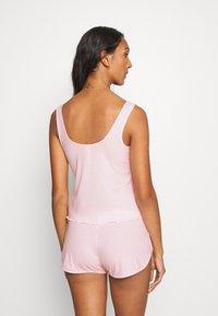 DORINA CURVES - MELODY - Pyjamas - pink - 2