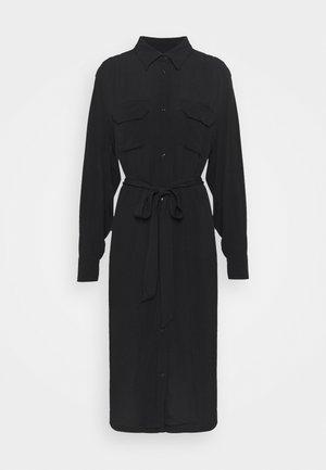 DRESS DAISY - Maxi-jurk - black