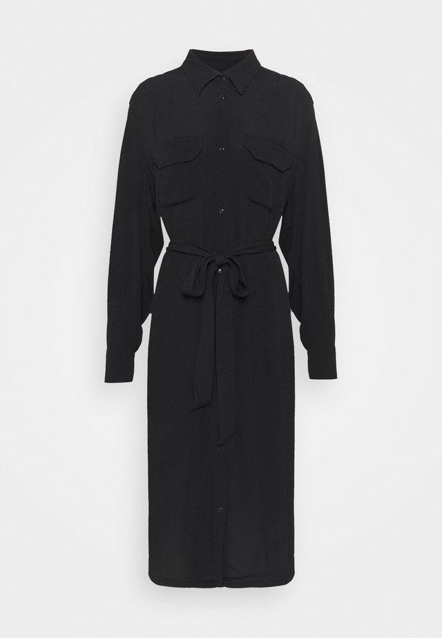 DRESS DAISY - Maksimekko - black