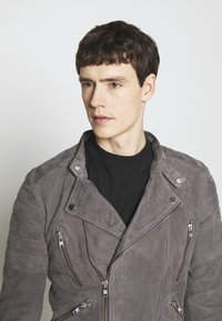 Serge Pariente - GLADATOR - Leather jacket - grey - 3