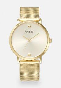 Guess - SUPERNOVA GENUINE - Klokke - gold-coloured - 0